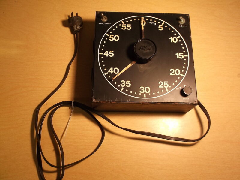 CRA Darkroom Timer, Model 300, Tested *FREE SHIPPING*