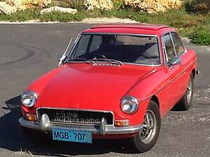 1970 M.G. MGB Coupe Busselton Busselton Area Preview