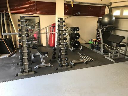 Professional Gym Equipment