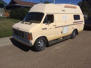 1985 dodge get away van