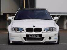 SALE 10% OFF ALL STOCK ## BMW E46 PP Plastic Front Bumper Bars Lidcombe Auburn Area Preview