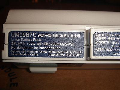 Batería Original Acer Aspire One 531 751 Auténtico Nueva Batería en Francia