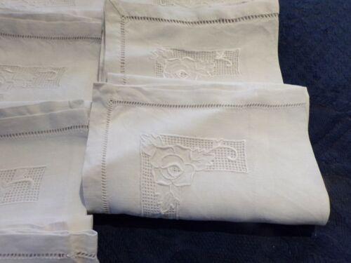 16 Napkins Linen