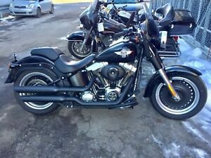 2010 Harley Softail Fatboy Low