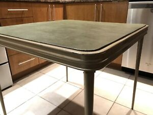 Table pliable vintage Cooey | Vintage Cooey folding table