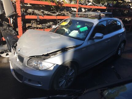 BMW 123d 2009 E87 Hatchback automatic now wrecking!!! Northmead Parramatta Area Preview
