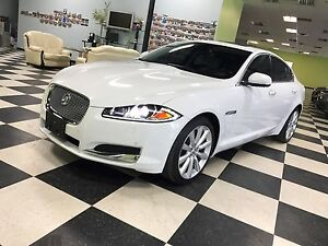 2013 Jaguar XF 3.0L FULLY LOADED#100% APPROVAL GURANTEED!!!