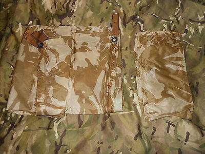 British Army BASHA DDPM (desert) NEW complete with STUFF SACK