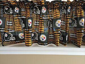 Steelers Curtains Ebay