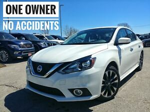 2017 Nissan Sentra 1.6 SR Turbo Super Low KM  FREE Delivery
