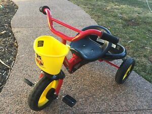 Cars tricycle in great condition by Huffy