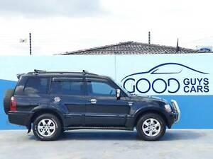 05 Pajero EXCEED Black 7 Seater  Free Warranty!!! Maddington Gosnells Area Preview