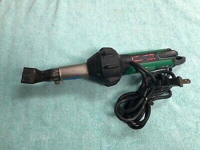 Lota Used Leister Triac St - 141.228 Hot Air Blower Heat Gun
