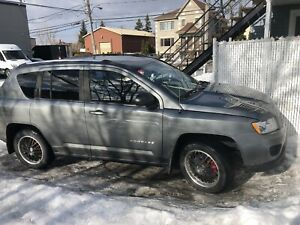 Jeep compass north edition 2012 93000km