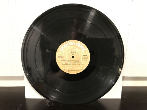 Styx Styx II LP 1973 Wooden Nickel Records WNS-1012 - $8.99