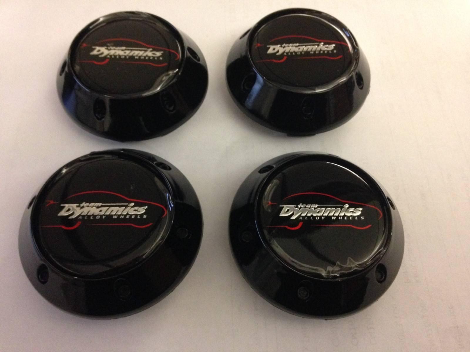 4 X FX1 placas de centro de rueda de aleación Fox Racing