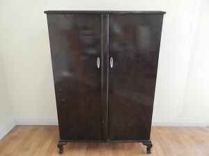 Vintage wardrobe antique side board SYDNEY DELIVERY AVAILABLE Windsor Hawkesbury Area Preview