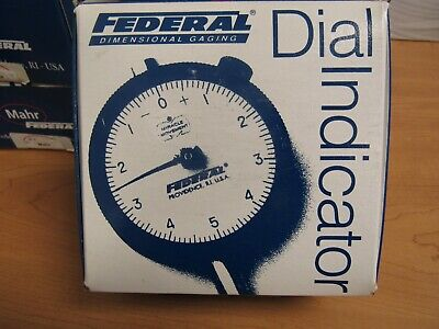 Mahr Federal Dial Indicator 28in-x Model 2015792
