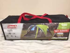 4 person tent with extra