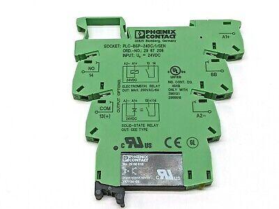 Phoenix Contact Plc-osp-24dc48dc100sen Solid State Relay Module 2967578