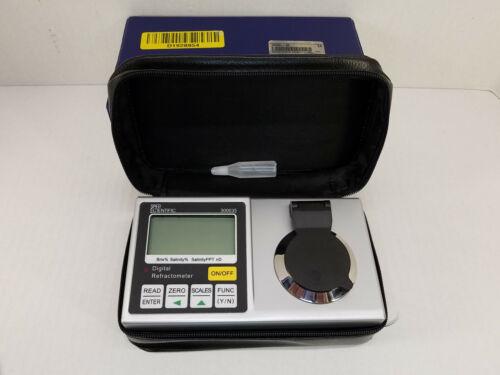 Sper Scientific 300035 Lab Digital Refractometer Salinity and Brix - Nice!!