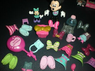 Disney Minnie Mouse Dress Up Doll Snap On Clothes ...8.99 Dress Up Minnie Mouse
