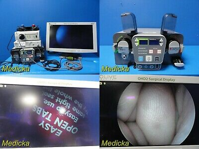 2015 Depuy Mitek Endoarthroscopy Sys W Fms Vueshaverstryker 30 Scope20871