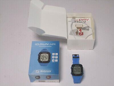 Sigma iD.Run HR GPS Running Watch