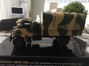 1940's Chevy Blitz Troop Military Carrier 1/76 Scale Port Macquarie Port Macquarie City Preview