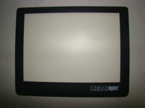 Medalight LP-300 Slim Cold Cathode Lamp Light Panel, 6 x 8, Used