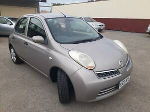 2007 NISSAN MICRA CITY..KERMIT THE FROGS GIRLFRIEND!!!! Blair Athol Port Adelaide Area Preview