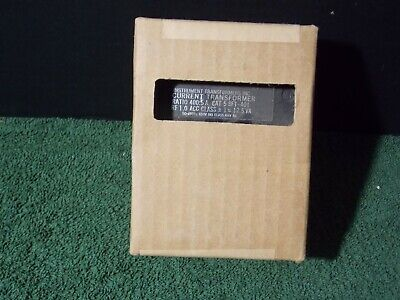 176094 Old-stock Iti 5sft-401 Current Transformer 4005a Ratio 50-400hz 600v