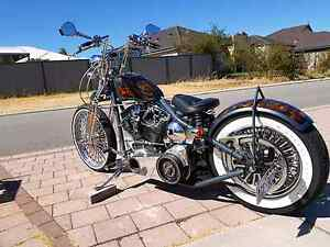 Custom chopper bobber 2016 Baldivis Rockingham Area Preview