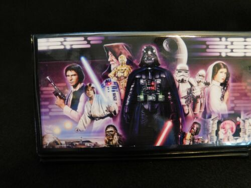 Elongated Pressed Penny Souvenir Album Book ... Star Wars