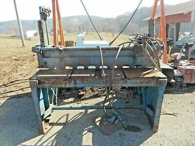 Niagara Air Operated Metal Shear 152g 52 16 Us Std