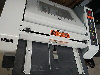 Akiles Bookletmac Semi-automatic Booklet Maker