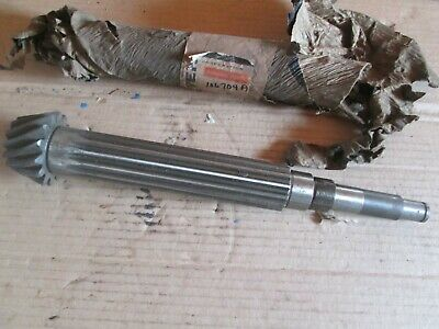 Oliver Tractor Super55550 Brand New Transmission Pinion And Shaft Bevel Nos