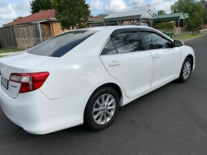 2012 Toyota Camry Altise 6 Sp Automatic 4d Sedan