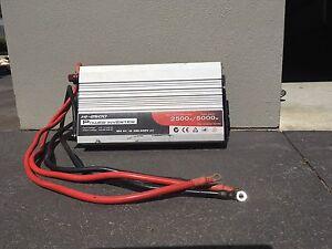Power Inverter 2500 - 5000 Watt Garran Woden Valley Preview