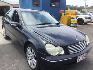 2002 Mercedes-Benz C180 Automatic Sedan Ormiston Redland Area Preview