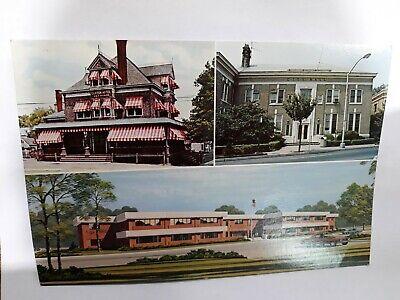 Clifton NJ Hotel and City Hall, Post Card,  Sept. 14, 1980 dedication day (Nj City Hall)