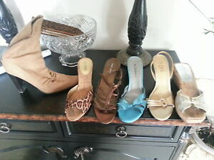Brand name shoes size 6-6.5