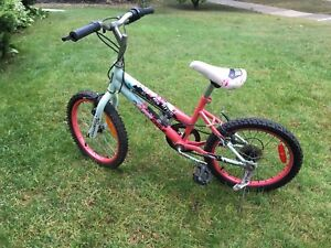 Supercycle 20-inch wheel bike for kids 4-8 years old