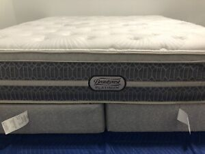 Box Spring - King Size or Two Singles