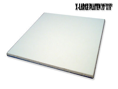 Screen Printing Platen Pallet Extra Large Adult Kit - 4 Platens X-large