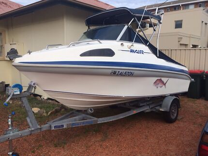 Freedom angler  Nelson Bay Port Stephens Area Preview