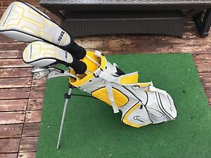 Junior Kids golf Nike SQ Machspeed right hand set