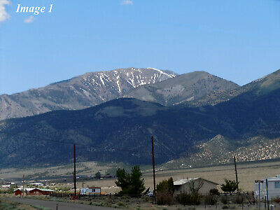 1.78 ACRE WATERFRONT LOT KINGSTON, NV – YEAR ROUND CREEK FRONTAGE - UTILITIES!