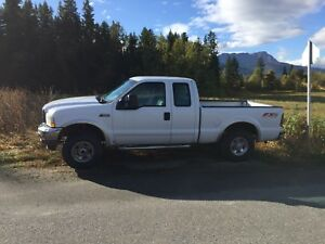Reduced- 2003 F250 XLT 4X4 Extended Cab fx4