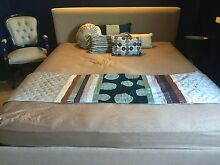 King Size Fully Upholstered Bed Frame Grasmere Camden Area Preview